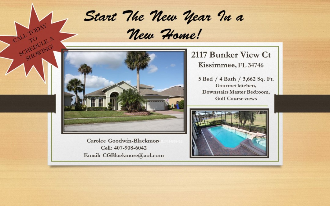 Check Out This Featured Kissimmee Listing