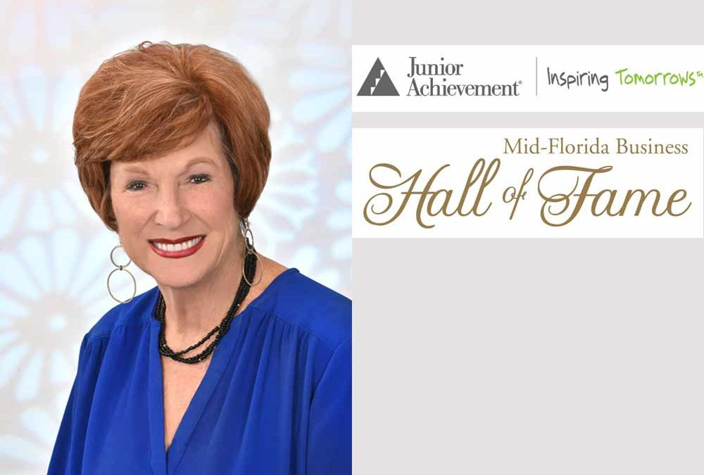 Goodwin Realty & Associates Founder, Linda Goodwin-Nichols, named to 2020 Mid-Florida Business Hall of Fame