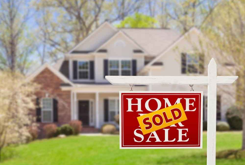 The real estate market is buzzing, some buyers buying sight unseen