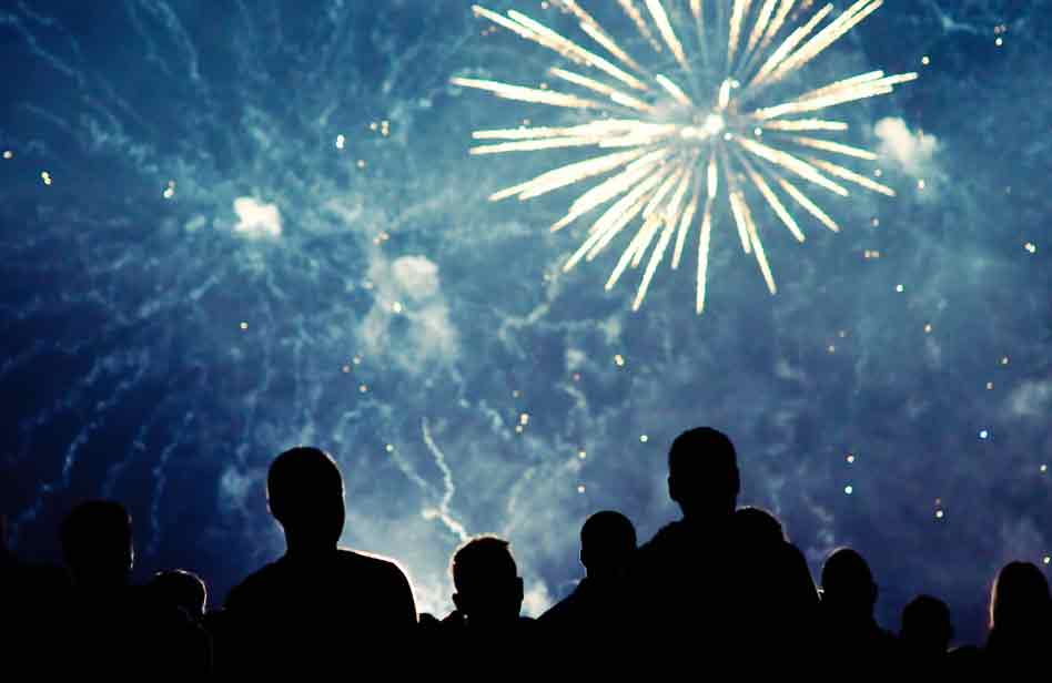 Celebrate July 4th, our nation's birthday –  but please do it safely!
