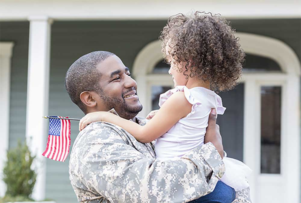 Sell Homes to Veterans